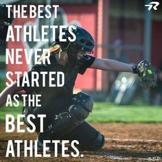 Elevate your game with Ringor. We are softball only, nothing else. Our same-day shipping and free returns make getting the best gear in softball easy. Inspirational Softball Quotes, Funny Softball Quotes, Baseball Quotes, Softball Pictures, Sport Quotes, Soccer Memes, Softball Catcher Quotes, Cheer Pictures, Sports Memes