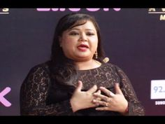Bharti Singh's very funny and hilarious reactions to the media questions at the red carpet of the Life OK NOW Awards Life OK Now Awards, India's FIRST . Bharti Singh, Very Funny, Youtube, So Funny, Really Funny, Youtubers, Youtube Movies