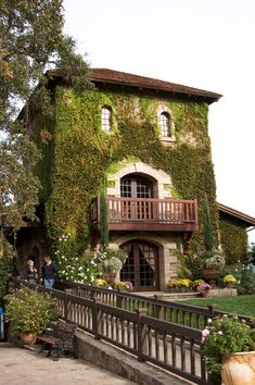V. Sattui Winery, Napa Valley, California