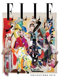 ELLE Collections Primavera 2015 #Collections