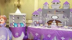 Princess Sofia Birthday Party Ideas | Photo 11 of 36 | Catch My Party