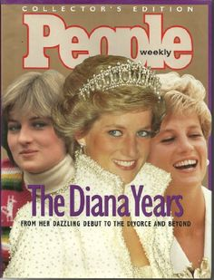 The Diana Years: Collector's Edition, People Weekly by Eric (Ed) Levin