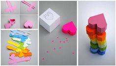 Origami Kalpli Kutu Yapımı. Origami Kalp Yapımı. Origami Kalp Yapımı Resimli Anlatım. Origami Hediye Kutusu Yapımı. Kalp Şeklinde Kutu Yapımı.