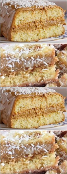 Soft Tortilla, Sweet Recipes, Cake Recipes, Foods With Gluten, Sweet Cakes, How To Make Bread, Food Truck, Yummy Cakes, Love Food