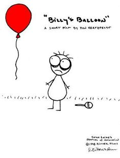 Billy's Balloon ** directed by Don Hertzfeldt