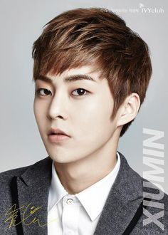 IVYclub Facebook Update - EXO-M Xiumin