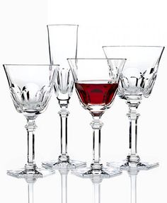 Baccarat Harcourt Eve Stemware Collection