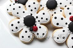Daisy cookies, Shelley you will love these