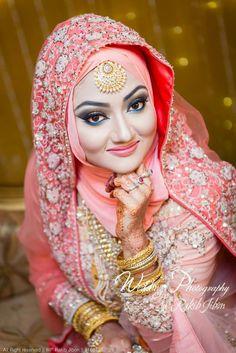 Hijabs, Bridal, Fashion, Moda, Fashion Styles, Hijab Styles, Hijab Tutorial, Fashion Illustrations, Bride