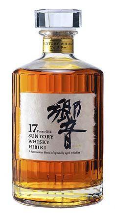 Hibiki 17 años, la excelencia del whisky japonés