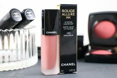 CHANEL Rouge Allure Ink, Amoureux, Nr. 140, Lippenstift