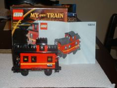 My Own Train, Caboose Car - 10014