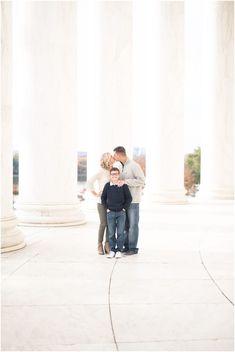 Jefferson Memorial // Brooks Family - Leigh Ann Burdett Photography Timeless Photography, Leigh Ann, Jefferson Memorial, Family Photos, Couple Photos, Engagement Photography, Love Story, Photoshoot, Memories