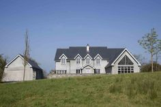 CARR'S FARM New Builds, Cabin, House Design, Mansions, House Styles, Building, Home Decor, Decoration Home, Manor Houses