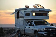 Dodge Truck Pop Up Camper