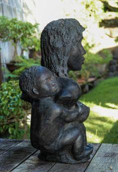 Djamila sculpte les âmes - Moving Tahiti