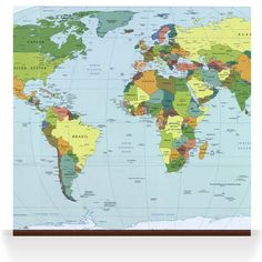 Learn Level 4 Week 8 (Cities and Countries) and much more on Memrise World Map Wallpaper, Wall Wallpaper, Old Maps, Spa Party, Surface Design, Nursery, Country, Learning, City
