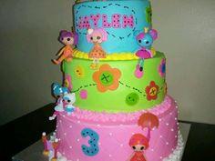 #lalaloopsy cake