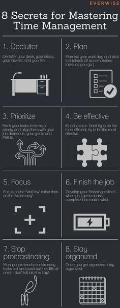 Secrets for Mastering Time Management(Infographic) We all need a little time management help. This infographic might helpand won't take much time :-)We all need a little time management help. This infographic might helpand won't take much time :-) Time Management Tips, Business Management, Stress Management, Time Management For Students, Time Management Activities, Office Management, Effective Time Management, Coaching, Career Success