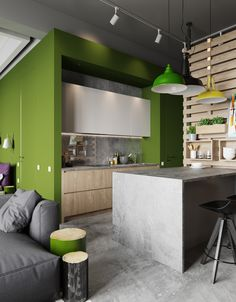 Artists, young professionals, and just those people who want a simpler life are all good candidates for a studio apartments. These living spaces that have littl