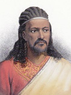 In the beginnings of the 1800's, Tewodros II had himself crowned emperor after conquering nearby areas. He spent his rein modernizing legal systems but tensions rose with the British, which ending with the emperor committing suicide to avoid arrest.  A civil war then occured. With the opening of the Suez Canal many powers realized the importance of Ethiopia. Soon, Menelik II became Emperor. He made the capital Addis Ababa, modernized the government, and expanded their territory.
