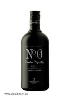 Nº 0 London Dry Gin