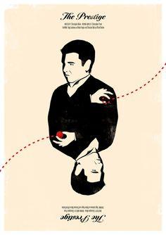 The Prestige [Christopher Nolan, 2006] «Alternate Movie Posters Author: Dee Choi»