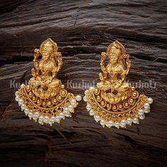 Shop Stylish Designer Earrings Online-Kushal's Fashion Jewellery