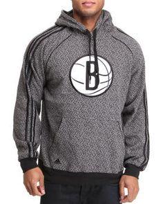 Brooklyn Nets Static Pullover Hoodie