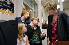 Education Week: Common Core Thrusts Librarians Into Leadership Role