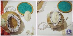 Ёлочная игрушка из папье-маше: новогодний мастер-класс - Ярмарка Мастеров - ручная работа, handmade