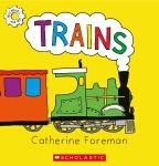 5 The relatively new series of brightly-illustrated books on transport by Catherine Foreman is called 'Machines and Me'. Trains is one title in this series, which also includes planes, boats and tractors. Preschool Books, Book Title, Online Images, Story Time, New Zealand, Childrens Books, Trains, How To Find Out, Things To Sell