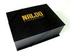 CriativeBox / Box Personalizado  ,CANTOR  NALDO / box press kits.#criativebox #embalagens #brindepersonalizado #brinde #presskits   #Caixapersonalizada #projetosespeciais #caixa #caixarigida #package #Box #embalagensespeciais #packaging