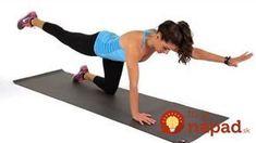 Vyformujú celú postavu v rekordnom čase: 5 jednoduchých cvikov, ktoré radikálne zmenia vaše telo za 4 týždne! Love My Body, Perfect Body, Body Fitness, Health Fitness, Senior Fitness, Organic Beauty, Workout Challenge, Healthy Weight, Healthy Food