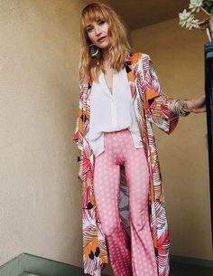 Novella Royale, the fashion brainchild of designer Mary Myers named after her young daughter, boasts an ultra funky vintage inspired collection this Summer.