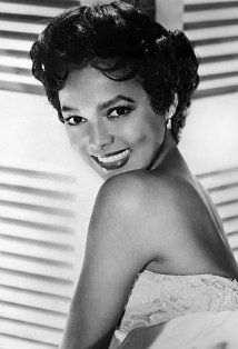 Dorothy Dandridge (1922-1965) - actress. Known for films:  Porgy and Bess, Carmen Jones, and Drums of the Congo.