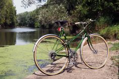 Raleigh Super Course Mixte.  want!