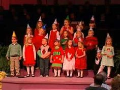 Children's Church Choir - Christmas Songs 2010