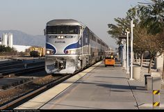 RailPictures.Net Photo: AMTK 463 Amtrak EMD F59PHI at Van Nuys, California by Charles Freericks