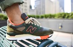 "J. Crew x New Balance 998 ""Concrete Jungle"" Release Date and Editorial 