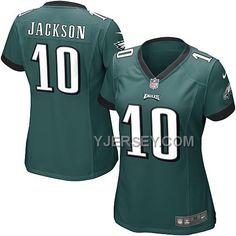 http://www.yjersey.com/new-nike-eagles-10-jackson-green-women-game-jerseys.html NEW #NIKE EAGLES 10 JACKSON GREEN WOMEN GAME JERSEYSOnly$36.00  Free Shipping!