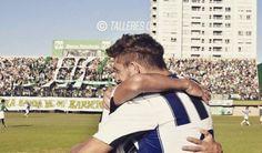 Con goles de Solís y Strahman #Talleres venció 2-1 a Ferro en...  Con goles de Solís y Strahman #Talleres venció 2-1 a Ferro en Caballito y es único líder de la #BNacional.