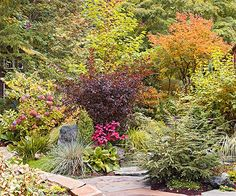 Give yourself a private sanctuary to enjoy your landscape on beautiful fall days. Repinned by www.sailorstales.wordpress.com