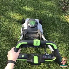 3 Ways to Making Lawn Mowing Easier When You Have Arthritis and Fatigue - Cupcakes and Yoga Pants