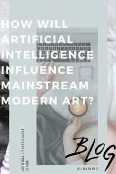 When you think about modern art what do you think of? Who are the great artists of modern art? Perhaps Picasso or Lichtenstein? I'm pretty sure you don't think of a computer. Artificial intelligence art one of the latest disciplines within mo Artificial Intelligence Future, Artificial Intelligence Algorithms, Machine Learning Artificial Intelligence, Science Art, Data Science, Learn Programming, Learn To Code, Deep Learning, Business Intelligence