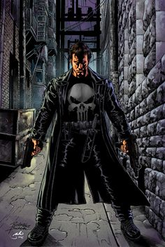 The Punisher - Rodney Buchemi