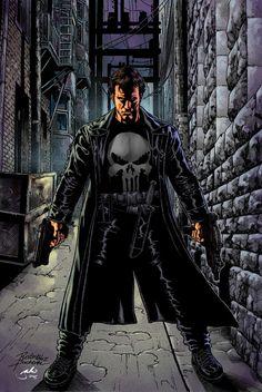 The Punisher - Rodney Buchemi