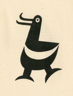 ARP.- TZARA (Tristan).  De nos oiseaux. Dessins de Hans Arp. P., Kra, s.d. [1928], in-12, 114 p., br. Tristan Tzara, Jean Arp, Illustration Art Drawing, Art Drawings, Sophie Taeuber, Dada Artists, Hans Richter, Francis Picabia, Matisse
