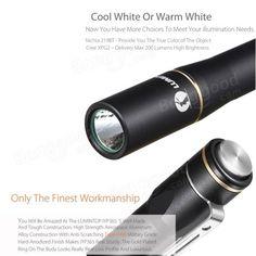 Lumintop IYP365 Cree And Nichia AAA EDC LED Portable Pen Flashlight Sale - Banggood.com