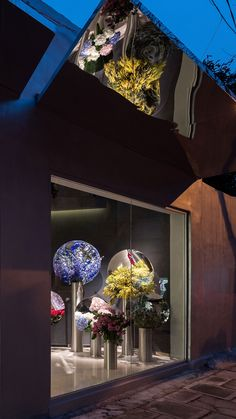 Flower Shop Project in Shanghai by Alberto Caiola | Yellowtrace - Yellowtrace